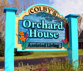 Colby's Orchard House